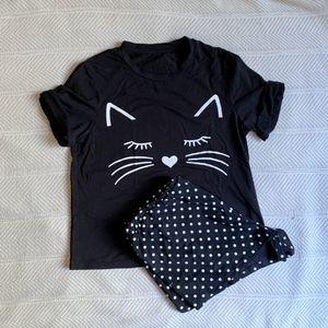 af6cb6cb31 SHEIN Intimates & Sleepwear | 324 Tie Dye Fringe Pajama Sleep Shorts ...